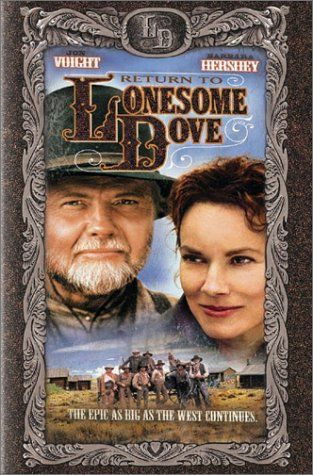 Return to Lonesome Dove (1993) Poster