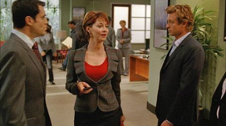 Sharon Lawrence The Mentalist (2008)