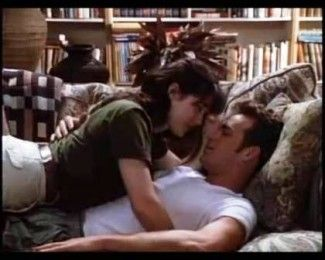 Beverly Hills, 90210 Shannen Doherty and Luke Perry