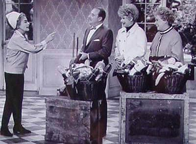 Vivian Vance - Joan Crawford On The Lucy Show