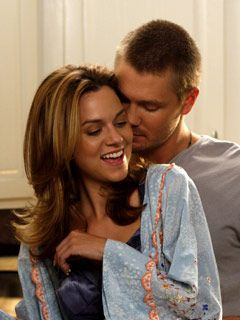 One Tree Hill - Lucas and Peyton(Leyton)
