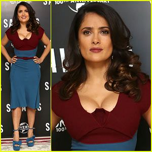 Salma Hayek: 'Savages' Photo Call in London!