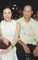 Gretchen Barretto  and Tony Boy Cojuangco