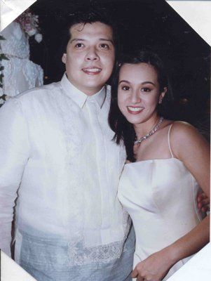 Mikee Cojuangco  and Robert Jaworski, Jr.