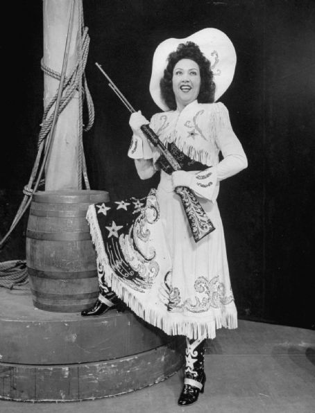 Musicals ANNIE GET YOUR GUN 1946 ETHEL MERMAN