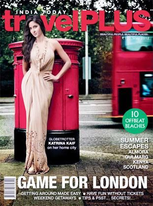 Katrina Kaif - Travel Plus Magazine Pictorial [India] (May 2012)