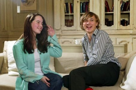William Moseley - Anna Popplewell