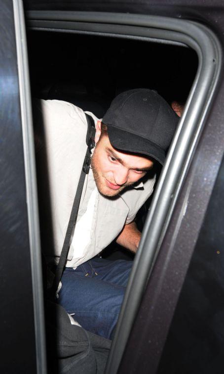Kristen Stewart a Robert Pattinson v Londýně