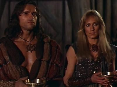 Sandahl Bergman Conan the Barbarian (1982)