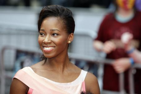 Jamelia - UK Premiere Of Harry Potter And The Half-Blood Prince At Odeon Leicester Square On July 7, 2009 In London, England