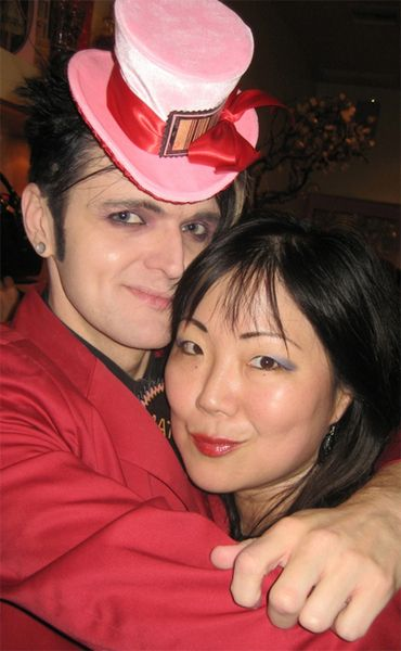 Margaret Cho  with Clint Catalyst