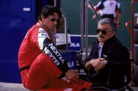 Driven Sylvester Stallone and Burt Reynolds in Warner Brothers'  - 2001