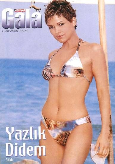 Didem Taslan - Gala Magazine Cover [Turkey] (6 June 2009)