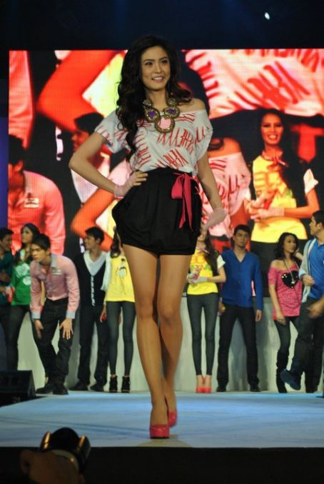 Kim Chiu Bench Fashion