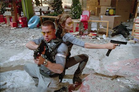 Mr. & Mrs. Smith - Mr.