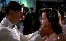 Back to the Future Crispin Glover and Lea Thompson