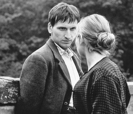 Christopher Eccleston Kate Winslet and  in Jude (1996)