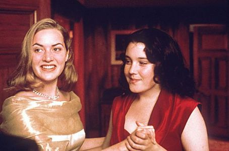 Melanie Lynskey  and Kate Winslet