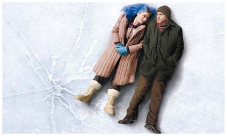 Eternal Sunshine of the Spotless Mind Kate Winslet and Jim Carrey