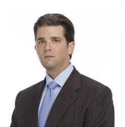 Donald Trump Jr. - Donald Trump, Jr.