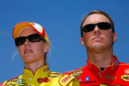 Kevin Harvick  and Delana Harvick