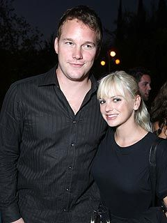 Chris Pratt Anna Faris and