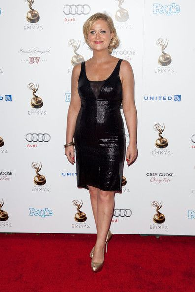 Amy Poehler: attends The Academy Of Television Arts & Sciences Performer Nominees' 64th Primetime Emmy Awards Reception at Spectra by Wolfgang Puck at the Pacific Design Center