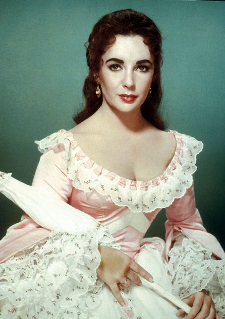 Raintree County Elizabeth Taylor