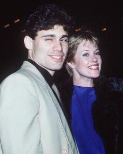 Steven Bauer Melanie Griffith and