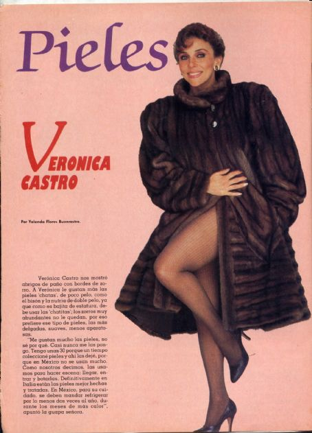 Verónica Castro Verónica Castro