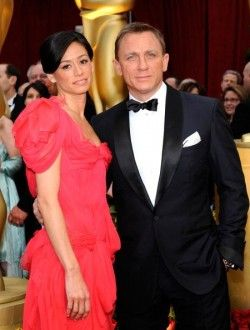 Fiona Loudon Daniel Craig and