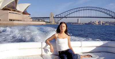 Mission: Impossible II - Thandie Newton as Nyah Hall in Paramount's Mission Impossible 2 - 2000