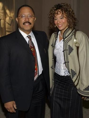 Judge Joe Brown - Judge Brown & Wife Deborah