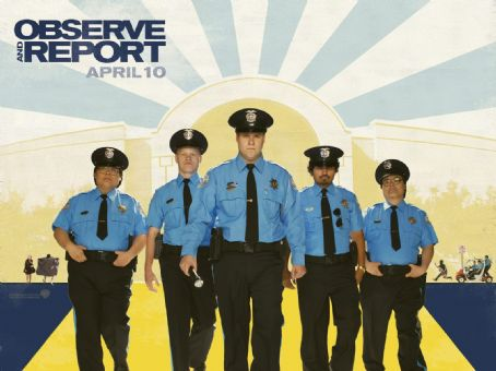 Jesse Plemons Observe and Report Wallpaper