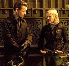 Eastern Promises Viggo Mortensen and Naomi Watts
