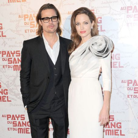 'Excited' Brad Pitt And Angelina Jolie Shun VIP Treatment On Valentine's Day