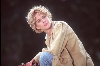 City of Angels Meg Ryan in Warner Brothers' City Of Angels - 1998