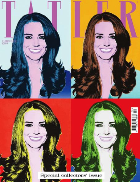 Kate Middleton - Tatler Magazine [United Kingdom] (February 2011)
