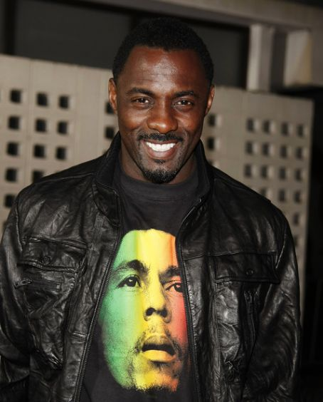Idris Elba  Photograph