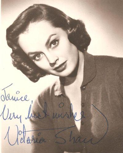 Victoria Shaw V