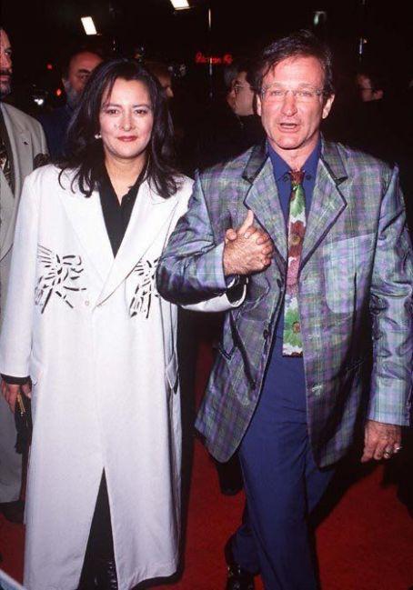 Marsha Garces Williams Marsha Garces and Robin Williams and