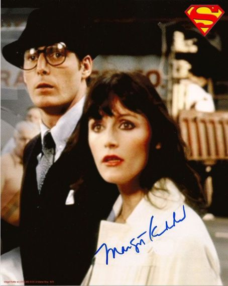 Margot Kidder - Superman