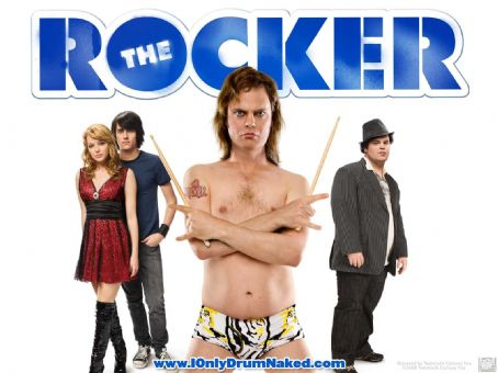 Josh Gad - The Rocker Wallpaper
