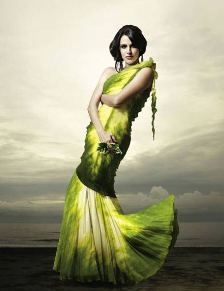 Neha Dhupia  Go Green Calendar Photo Shoot