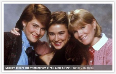 Mare Winningham St. Elmo's Fire