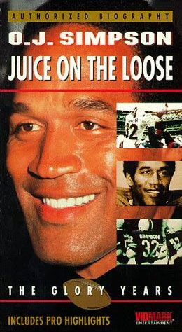 O.J. Simpson: Juice on the Loose (1974) Poster