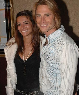 Cecilia Galiano Sebastian Rulli and Cecilia Galeano