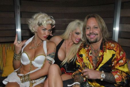 Brooke Haven Vince Neil and