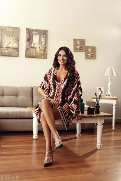 Gamze Karaman  - InStyle Home Magazine Pictorial [Turkey] (November 2013)