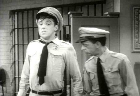 Jim Nabors - Barney Giving Inspection